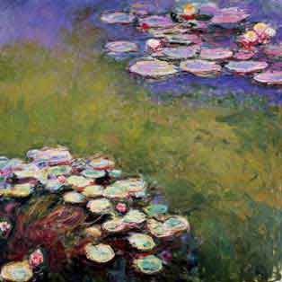 Claude Monet Quadri