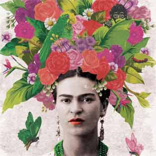 Frida Kahlo Quadri