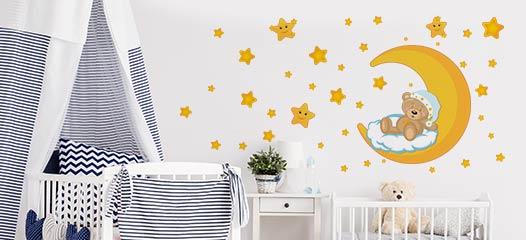 Adesivi Murali Per Bambini Decorazioni Per Camerette