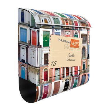 Cassetta postale personalizzata 100 Doors 39x46x13cm