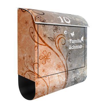 Cassetta postale personalizzata Dignity 39x46x13cm