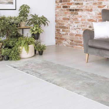 Tappeti in vinile - Effetto cemento shabby - Panorama formato orizzontale