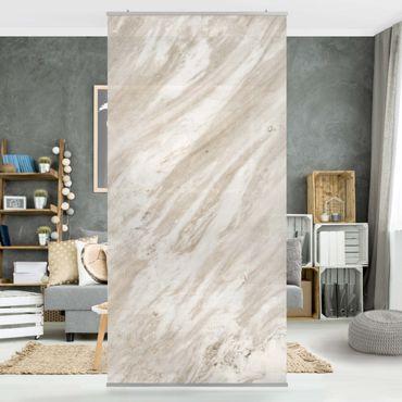 Tenda a pannello - Palissandro marble beige - 250x120cm