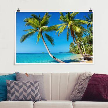 Poster - Spiaggia di Thailandia - Orizzontale 2:3