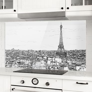 Paraschizzi in vetro - City Study - Paris