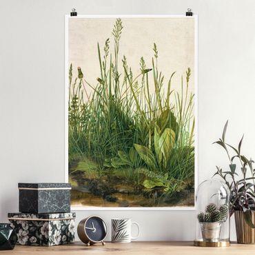 Poster - Albrecht Durer - The Great Lawn - Verticale 3:2