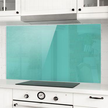 Paraschizzi in vetro - Turquoise