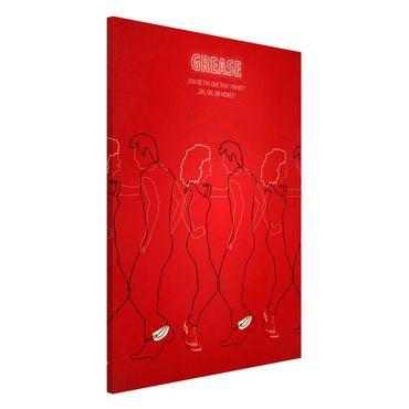 Lavagna magnetica - Grease Movie Poster - Formato verticale 2:3