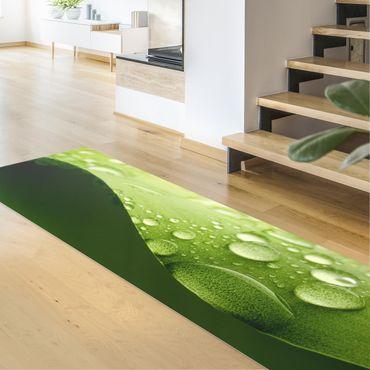 Tappeti in vinile - Drops of Nature - Panorama formato orizzontale