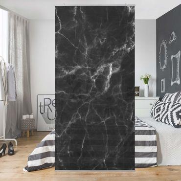 Tenda a pannello - Nero Carrara - 250x120cm