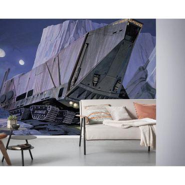 Carta da parati per bambini - Star Wars Classic RMQ Sandcrawler - Komar fotomurale