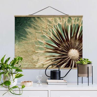 Foto su tessuto da parete con bastone - Più vicino di prima - Orizzontale 3:4