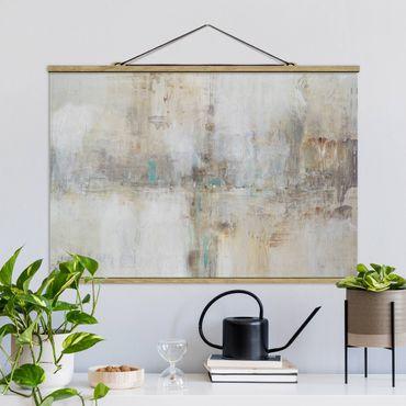 Foto su tessuto da parete con bastone - Essence I - Orizzontale 2:3