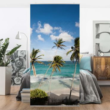 Tenda a pannello Beach of Barbados 250x120cm