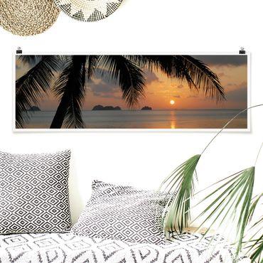 Poster - Five Islands - Panorama formato orizzontale