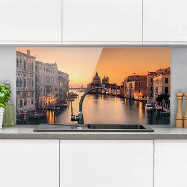 Paraschizzi in vetro - Golden Venice