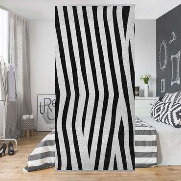 Tenda a pannello Zebra 250x120cm