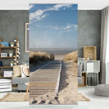 Tenda a pannello Baltic Sea beach 250x120cm