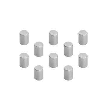 Set di 10 Magneti - Neodimio 0,7cm - Ultra magnetico