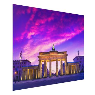 Quadro in forex - This is Berlin! - Orizzontale 4:3