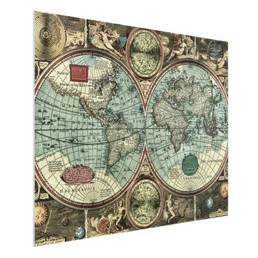 Quadro in forex - The Old World - Orizzontale 4:3