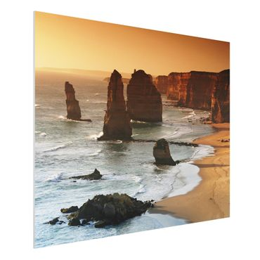 Quadro in forex - The Twelve Apostles Of Australia - Orizzontale 4:3