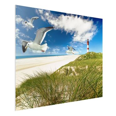 Quadro in forex - Dune Breeze - Orizzontale 4:3