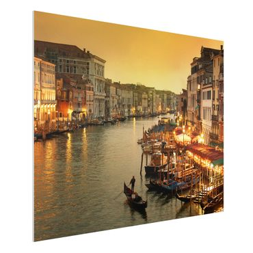 Quadro in forex - Grand Canal of Venice - Orizzontale 4:3