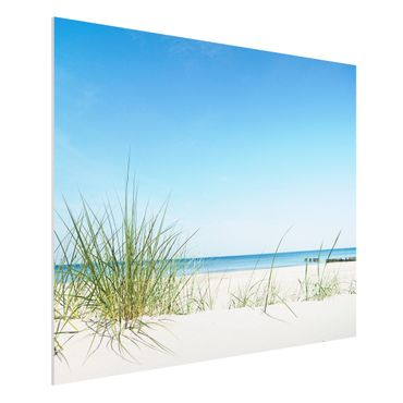Quadro in forex - Baltic coast - Orizzontale 4:3