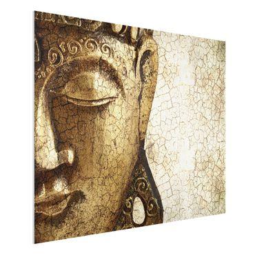 Quadro in forex - Vintage Buddha - Orizzontale 4:3
