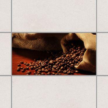 Adesivo per piastrelle - 30cm x 60cm Dulcet Coffee