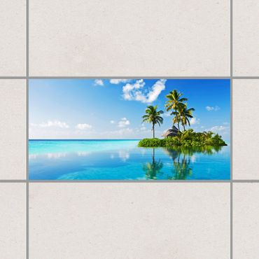 Adesivo per piastrelle - Tree of Dreams 30cm x 60cm
