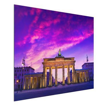 Quadro in alluminio - This is Berlin!