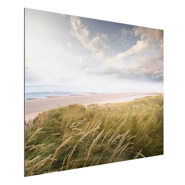 Quadro in alluminio - Dunes dream