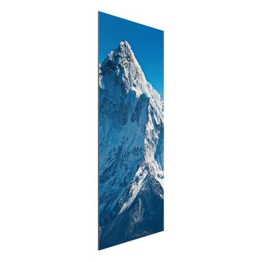 Quadro in alluminio - The Himalayas