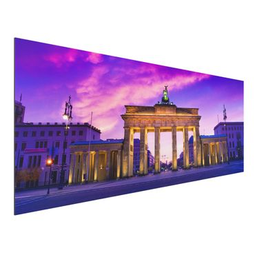 Quadro in alluminio - This is Berlin!