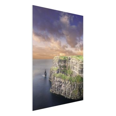Quadro in forex - Cliffs of Moher - Verticale 3:4