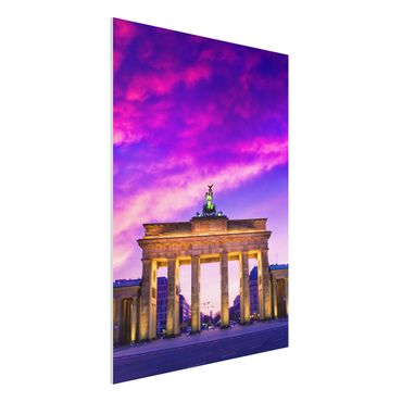 Quadro in forex - This is Berlin! - Verticale 3:4