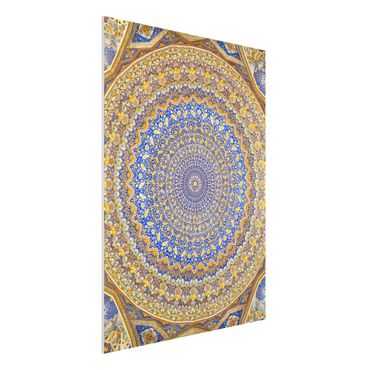 Quadro in forex - Dome of the Mosque - Verticale 3:4