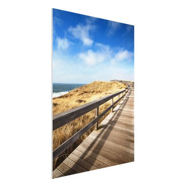 Quadro in forex - North Sea Promenade - Verticale 3:4