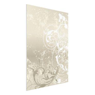 Quadro in forex - Nacre Ornament Design - Verticale 3:4