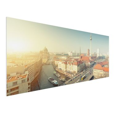 Quadro in forex - Berlin morning - Panoramico