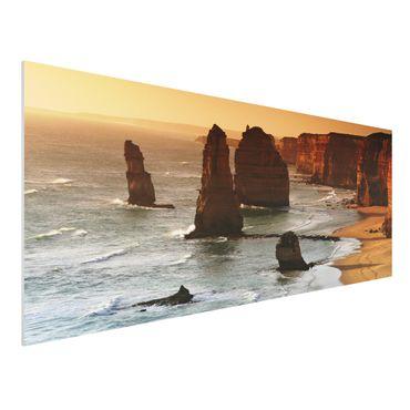 Quadro in forex - The Twelve Apostles Of Australia - Panoramico