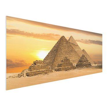 Quadro in forex - Dream of Egypt - Panoramico