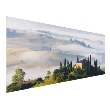 Quadro in forex - estate in Tuscany - Panoramico