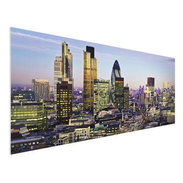 Quadro in forex - London City - Panoramico