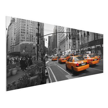 Quadro in forex - New York, New York! - Panoramico