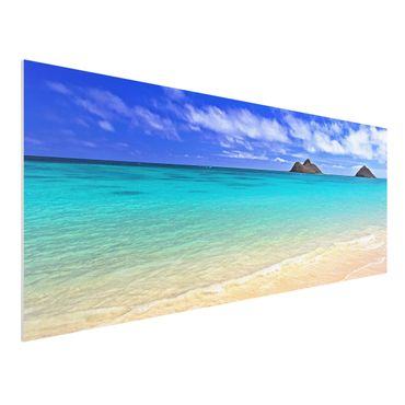 Quadro in forex - Paradise Beach - Panoramico