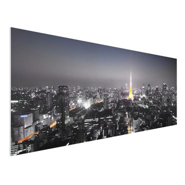 Quadro in forex - Tokyo - Panoramico