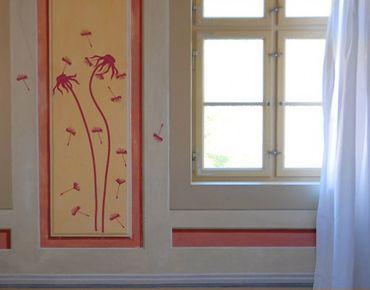 Adesivo murale no.253 dandelion